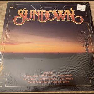 3/$25 Sundown Vinyl Record